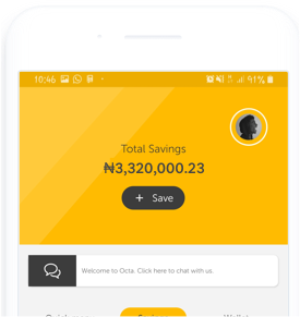 Save money online Nigeria